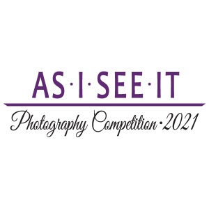 As I See It Photography Competition 2021 logo