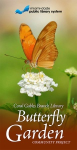 Coral Gables Branch Library Butterfly Garden